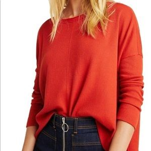 Beautiful Anthropologie Oversized Pullover size S
